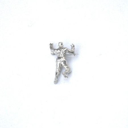 AP action man pin